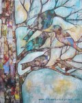 """Birds at Dusk"""