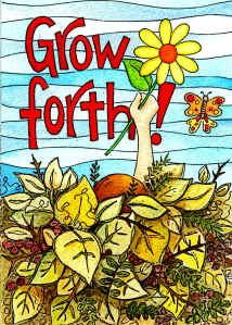 grow forth copy