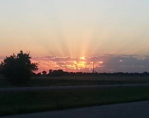sunset 6-30