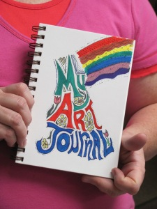 CM Lynn's art journal