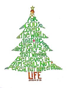Christmas tree copy