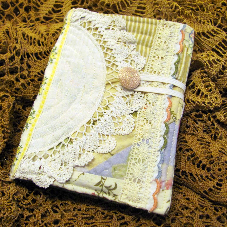 Fabric Art Journals Making