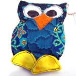 Rice pack owl blue