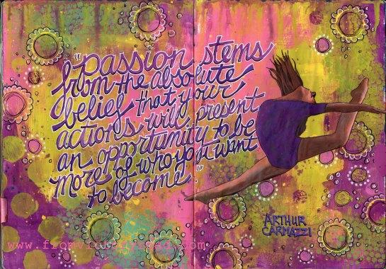 passion watermark