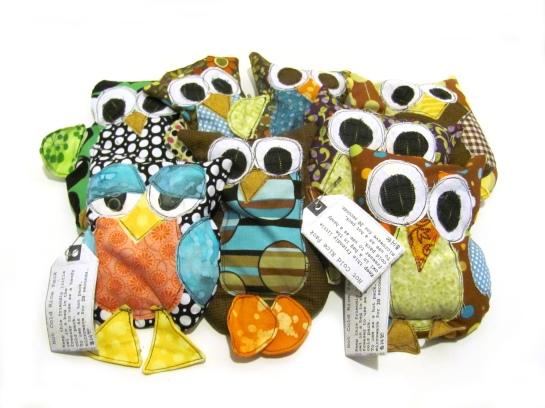 rice pack owl gang