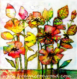 Alternative Poppies watermark
