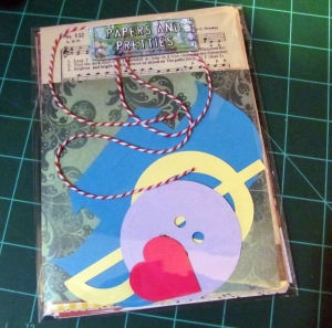 papers and pretties pkg