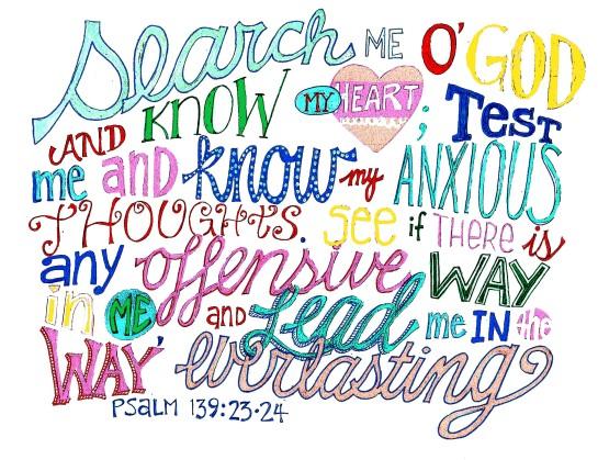 Psalm 139 watermark