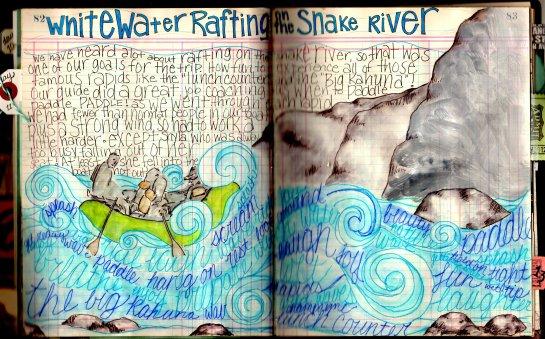 snake river journal