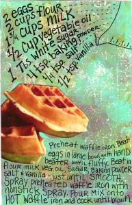 waffles b