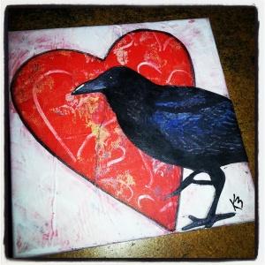 Valentine canvas 1