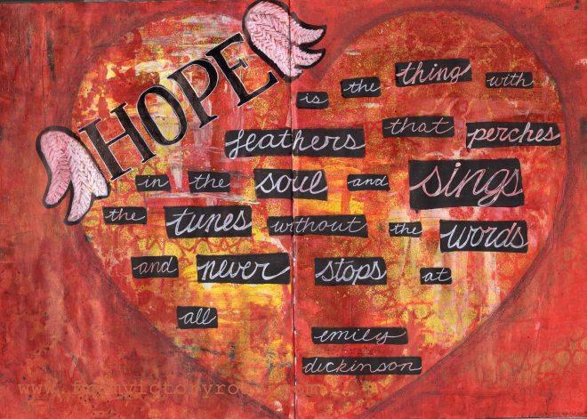hope sings watermark