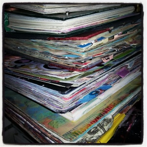 journal stack