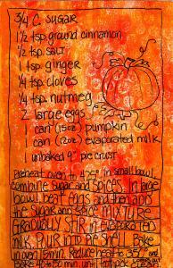 Pumpkin Pie b