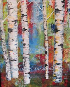Bright Aspen Day watermark