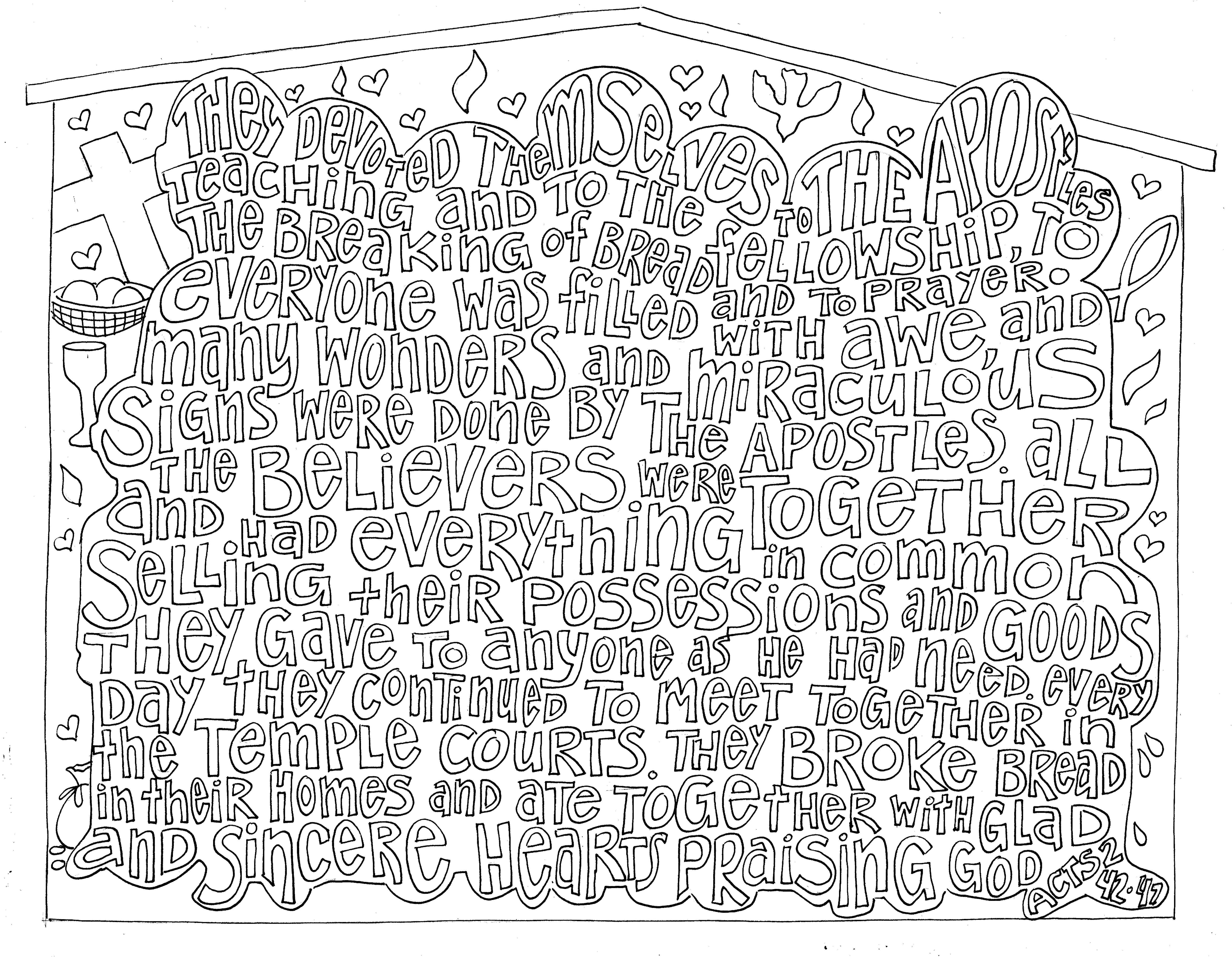 then this morning i looked at it again and thought this would be a great maze so i went back and hurriedly linked the letters in the words to form a - Maze Coloring Pages