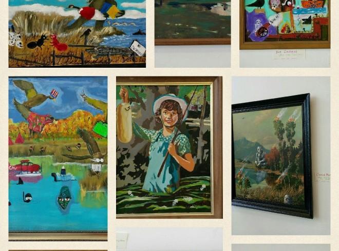 gallery of artwork copy