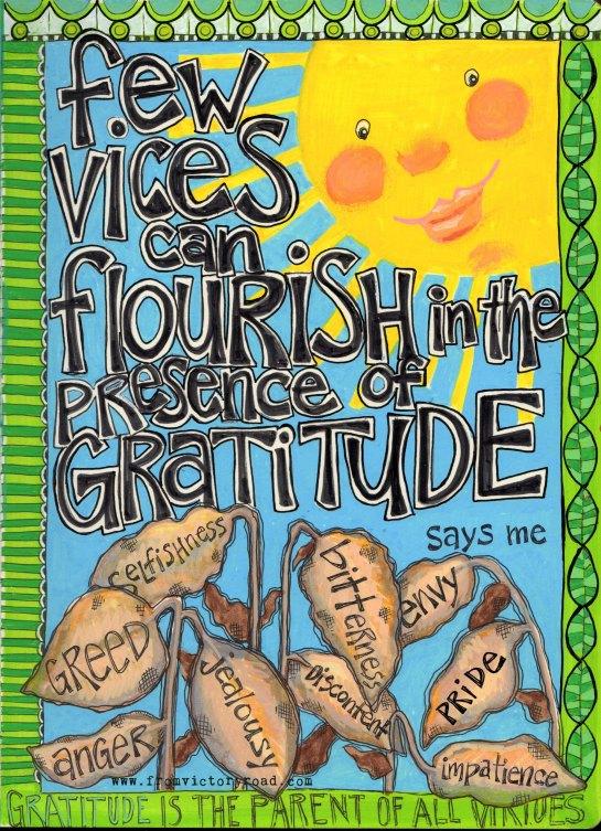 Gratitude watermark