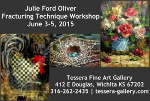 Julie Ford Oliver workshop