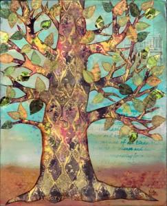 harlequin tree watermark med