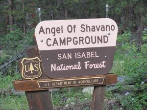 angel of Shavano