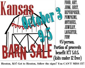 kansas barn sale