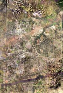 map watermark