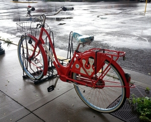 red bicycle copy