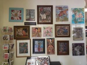 tessera gallery wall