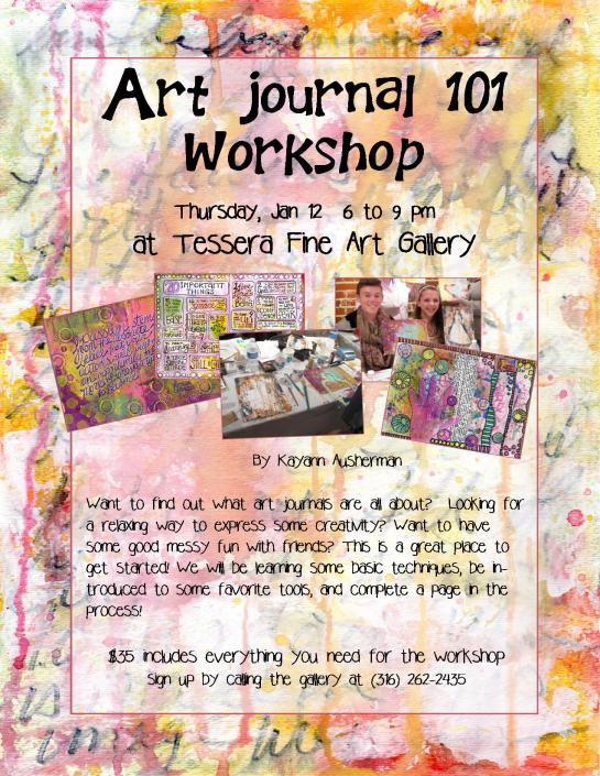 art-journal-101-flyer
