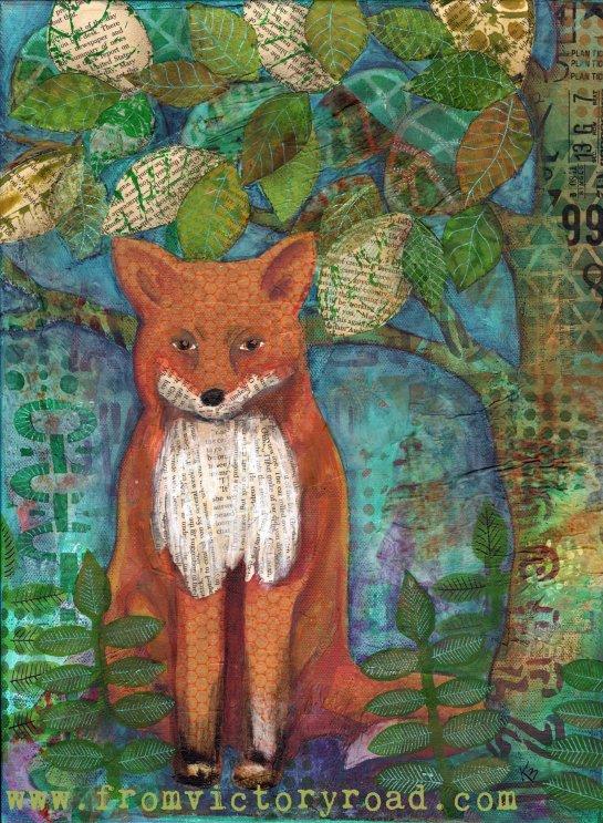 Forest Fox watermark