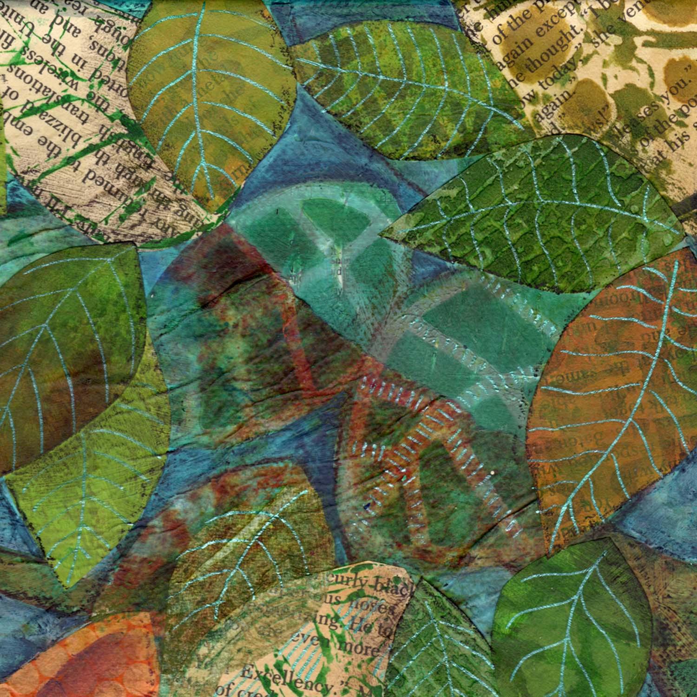 leaf stencil copy