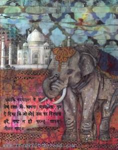 Tribute to India watermark