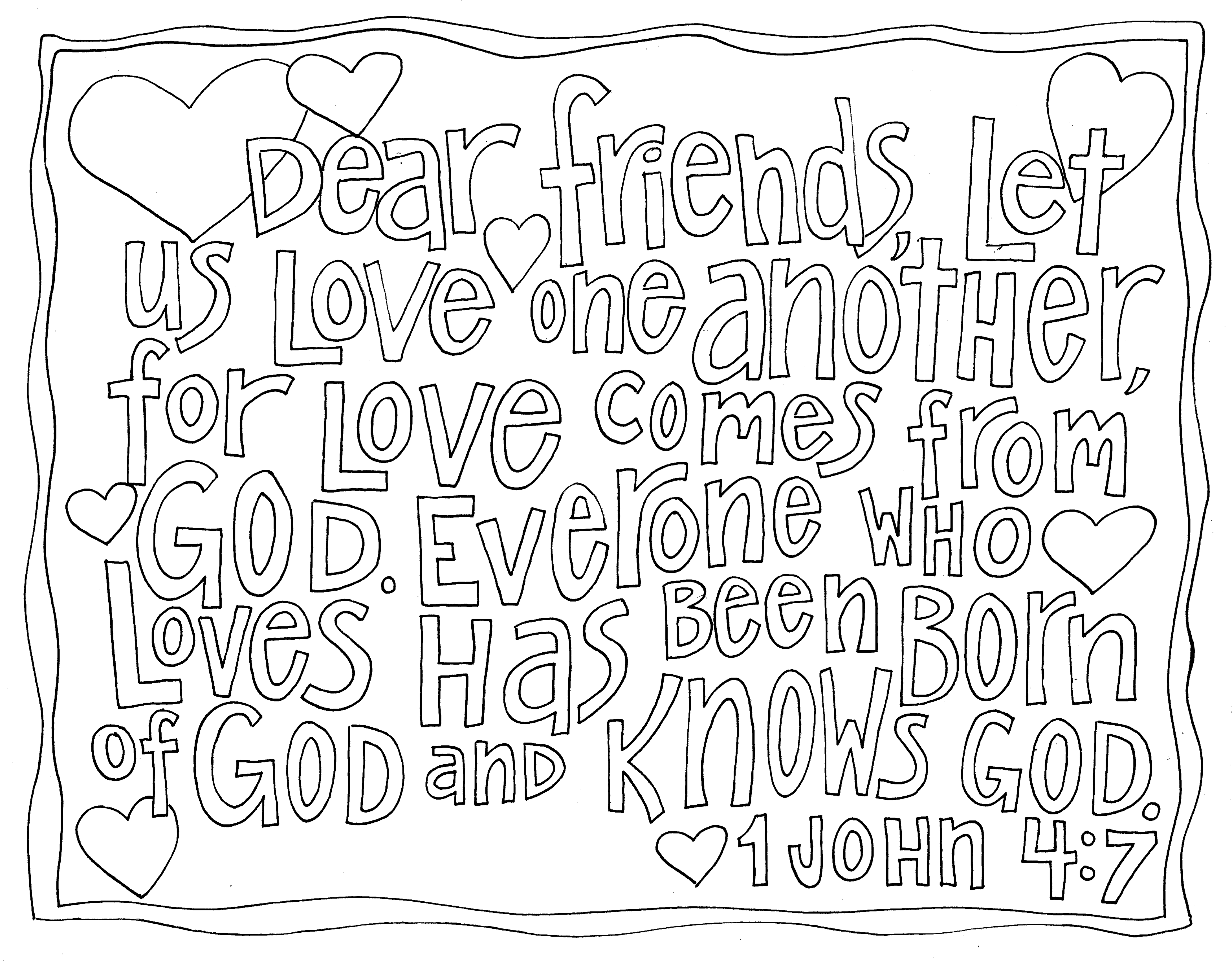 1 John 4.7
