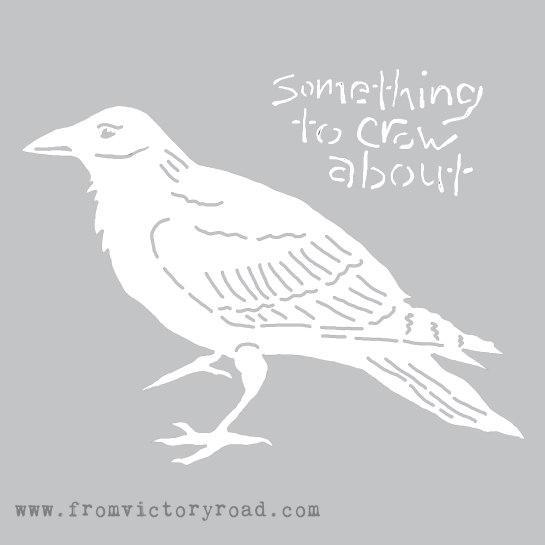 crow stencil copy