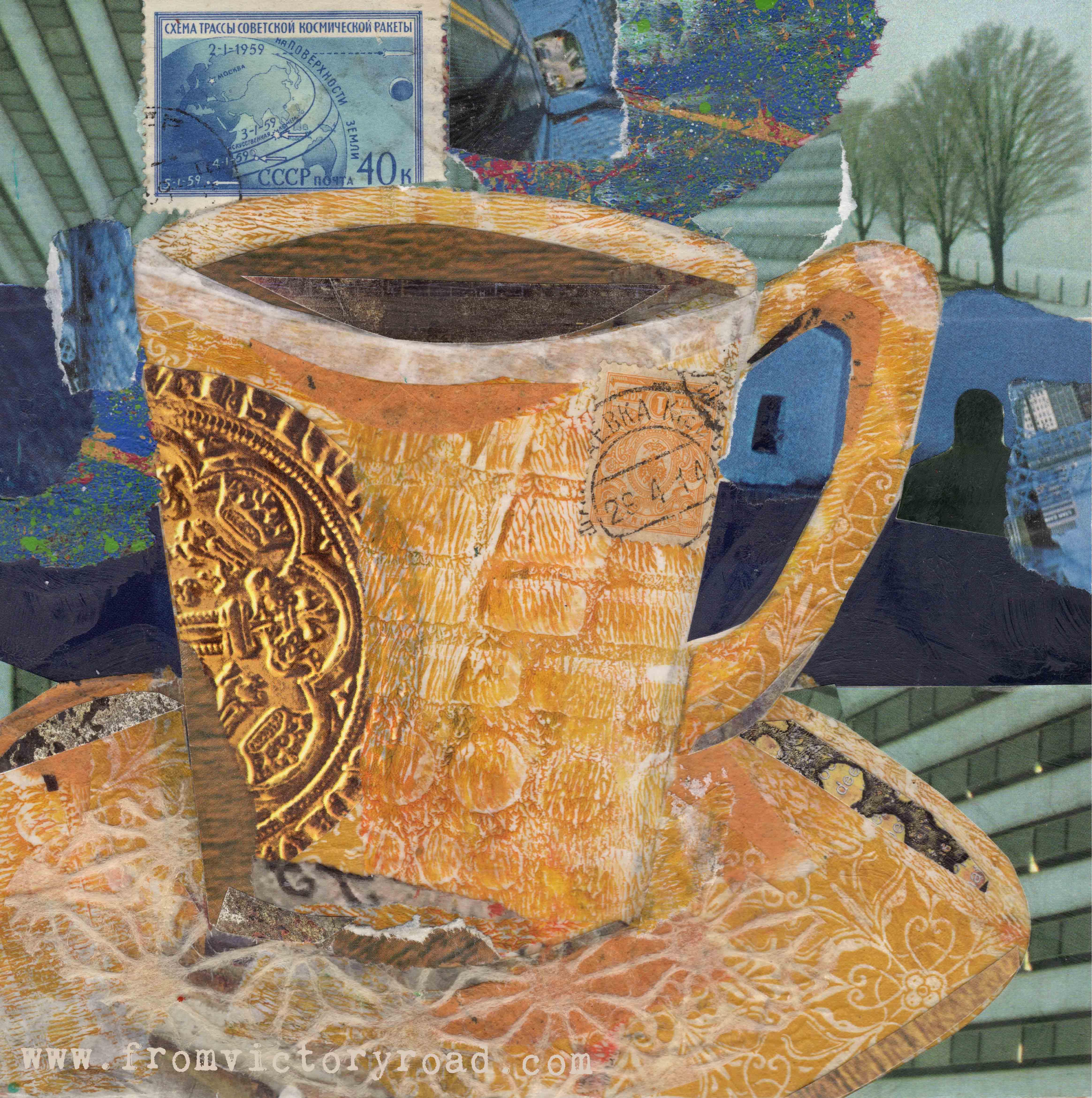 coffee break watermark