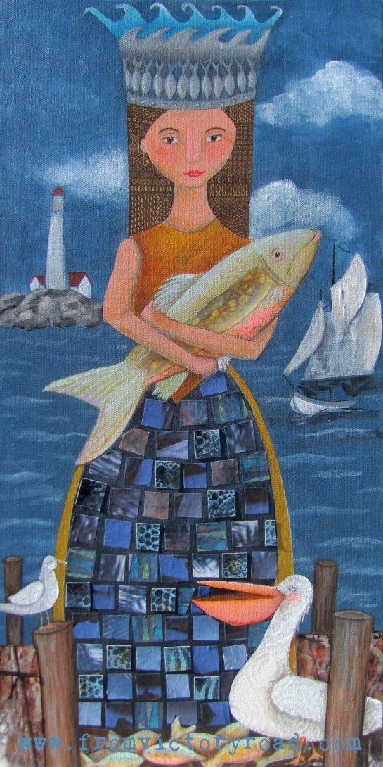Fisherman's Daughter watermark